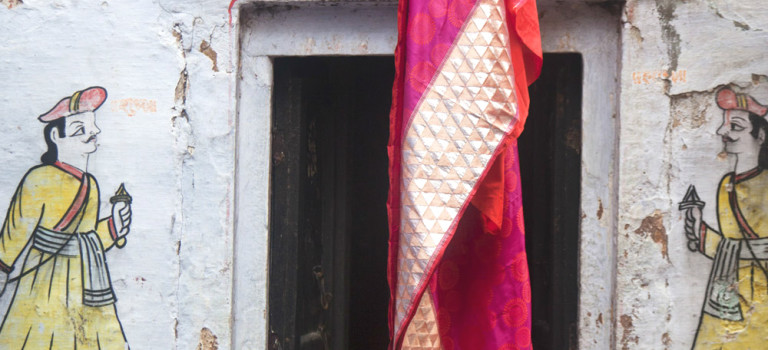 History of Jamdani Saree