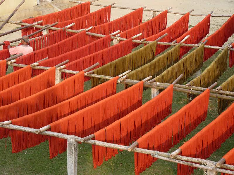 Tangail Saree Thread